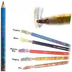 Карандаш цветной 3 цвета Magic Tropical 3405 Koh-i-Noor 16492