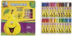 Карандаши восковые 24 цвета  Fresh ideas  Cool For School CF60709