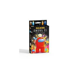 Карточная игра  Мафия. AMONG US  Danko Toys ФР-00015341