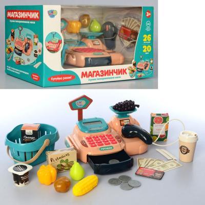 Кассовый аппарат Limo Toy Магазинчик, M 4323 I UA
