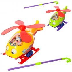 Каталка на палочке Вертолет, 0360