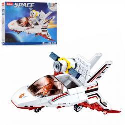 Конструктор Звездолет 115 деталей  Space  SLUBAN M38-B0922