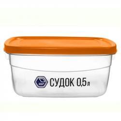 Контейнер Stenson для пищевых продуктов 500мл, NP-89о