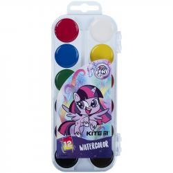 Краски акварельные 12 цветов  My Little Pony  Kite LP21-061