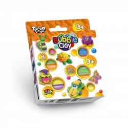 Креативное творчество Bubble Clay 8 цветов укр ДТ-ТЛ-02109