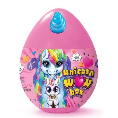 Креативное творчество Danko Toys Unicorn WOW Box, ДТ-ОО-09275