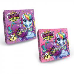Креативное творчество Danko Toys  Boom! Unicorn Box  ДТ-ОО-09377