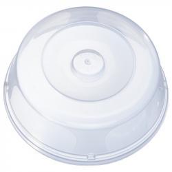 Крышка пластиковая для микроволновой печи Stenson 27см PT-83207