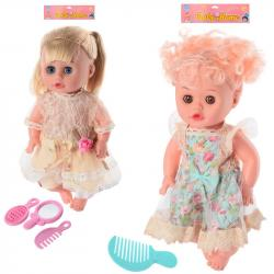 Кукла с набором расчесок Bambi  004-11-13