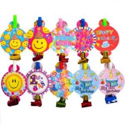 Дудочка  игрушка С днем рождения