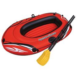 Лодка надувная Hydro-Force Raft Set 155-93см, 1чел., Весла 61078