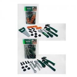 Набор инструментов (нож, ключ, молоток, ключи), YF793-793-1