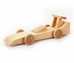Деревянный набор для творчества Гоночный автомобиль