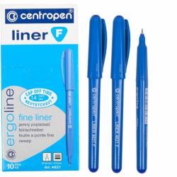 Линер CENTROPEN F синий 4621_с