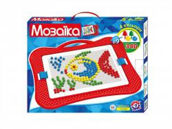 Мозаика 4 Технок (9 мм., 340 деталей, 4 цвета) 3367