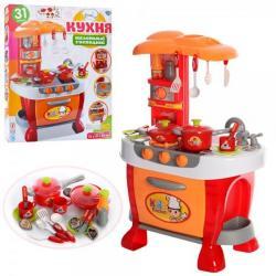 Игровой набор кухня детская Limo Toy Кухня маленькой хозяйки, 008-801A