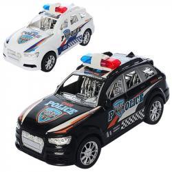 Машинка инерционная Полиция Bambi XH375-75A