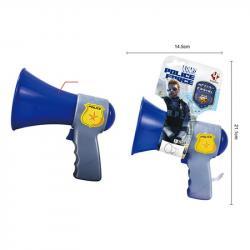 Мегафон детский Полиция, P6022A