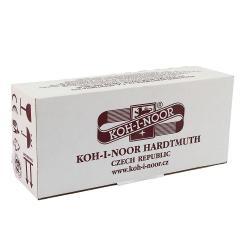 Мел белый квадратный 100 шт.KOH-I-NOOR 01269