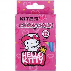 Мел Kite Hello Kitty 12 шт. цветной HK21-075