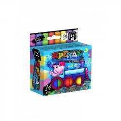 Мелки для рисования на асфальте Danko Toys 24шт. тонкие ДТ-МЛ-15-24