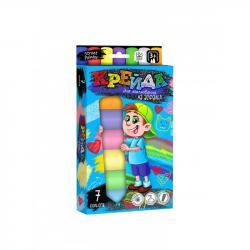 Мелки для рисования на асфальте Danko Toys 7шт. большие ДТ-МЛ-15-10