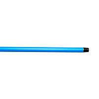 Ручка для швабры, гладкий пластик, 110см