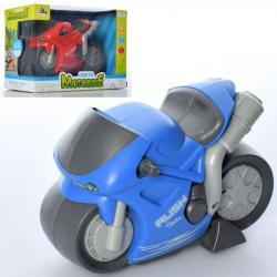Мотоцикл Bambi инерционный, 933-80C