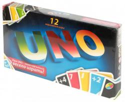 Игра малая настольная UNO