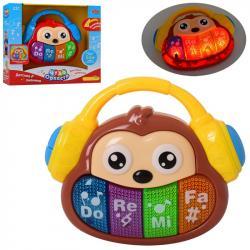 Музыкальная игрушка пианино Play Smart Чудо Оркестр, 7761