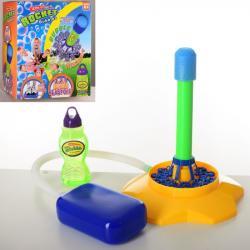 Мыльная игра  Ракета на мыльных пузырях , BW3015