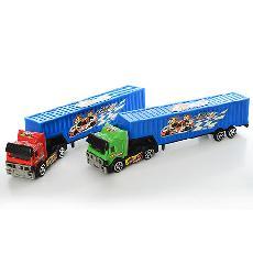 Трейлер инер-й 2 цвета в пакете 9079-3 27-4,5-6,5 см