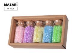 Набор бисера для творчества 5 цветов SULTANI ST 9908