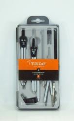 Набор для черчения (готовальня) 8 предметов TUKZAR Tz 7297