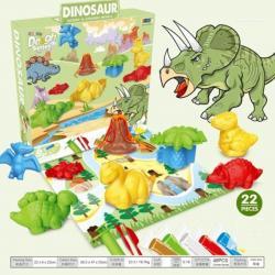 Набор для лепки Dinosaur, 8751