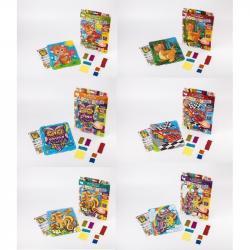 Набор для творчества Danko Toys Блестящая мозаика, ДТ-ОО-09-01