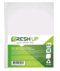 Набор файлов-карманов 20 штук FRESH UP А4 40мкм