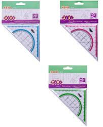 Треугольник пластиковый ZIBI ZB.5623