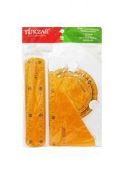 Набор гибких линеек 15 см TUKZAR 0015/3