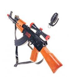Набор игровой Golden Gun Калаш Джей, 810
