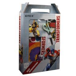 Набор первоклассника  Transformers  Kite, K21-S01