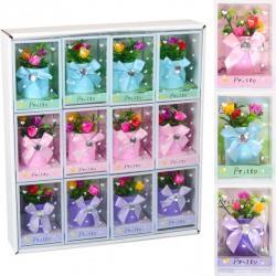 Набор подарочный Цветы в вазочке 13-140