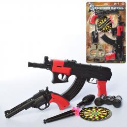 Набор полиции Bambi E01-AK6/AK7