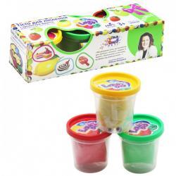 Набор теста для лепки 3 стакана с ароматами фруктов Lovin'Do 41033