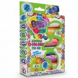 Набор теста для лепки 6 цветов Арома Lovin'Do 41017