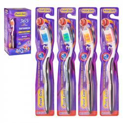 Набор зубных щеток Stenson Fresh care 12шт, MH-0920