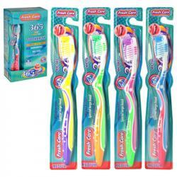 Набор зубных щеток Stenson Fresh care 12шт, MH-1043
