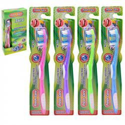 Набор зубных щеток Stenson Fresh care 12шт, MH-3525