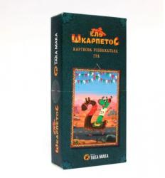 Настольная игра  ЭЛЬ ШкарпетоС  ТАКА МАКА 140001-UA