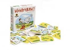 Настольная игра  Кокочвяк  ТАКА МАКА 120001-UA
